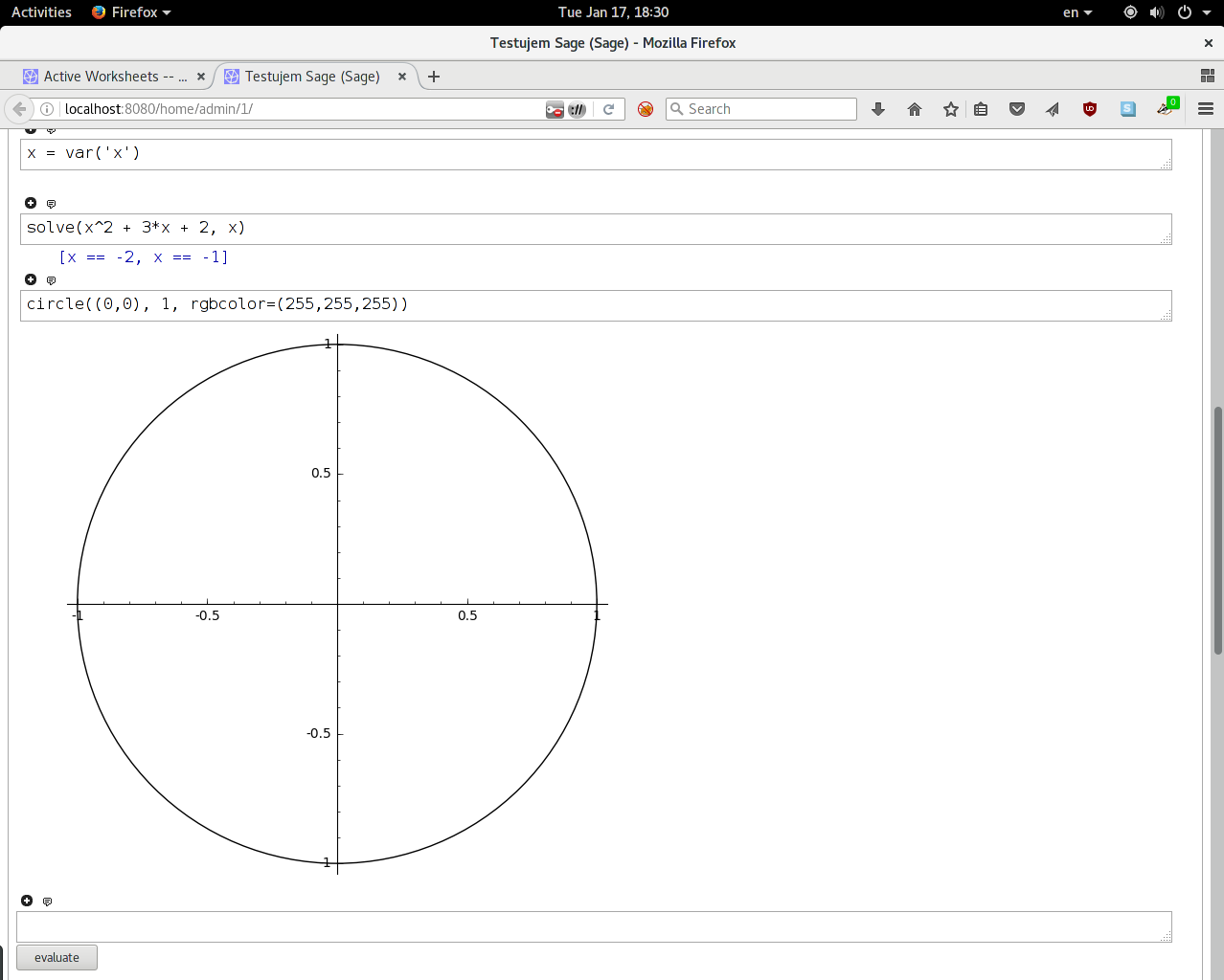 SageMath - Funtoo